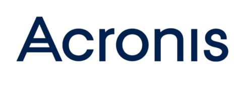 Acronis Cycber Backup の提供を開始しました